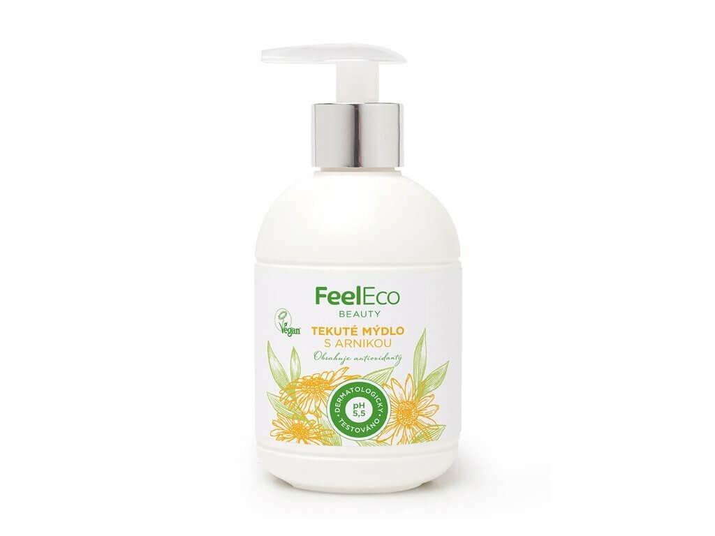 FeelEco tekuté mydlo s Arnikou 300 ml
