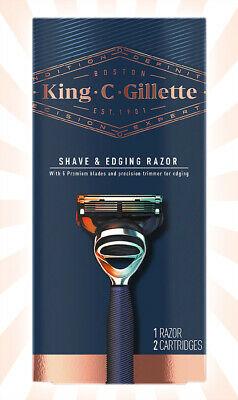 Gillette King holiaci strojček