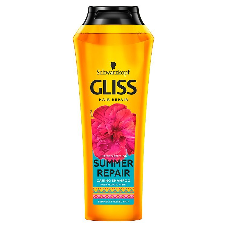 Gliss Kur Summer Repair šampón 250ml