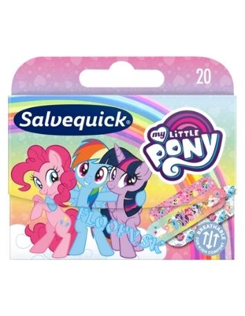Salvequick My Little Pony náplasť 20ks