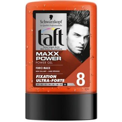 Taft Maxx Power gél na vlasy 300 ml