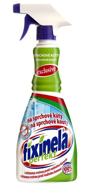 Fixinela Perfekt sprchové kúty čistiaci prípravok 500ml