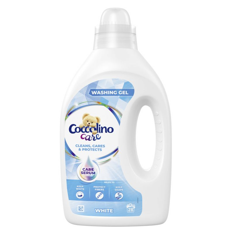Coccolino Care prací gél White 2,4l 60PD