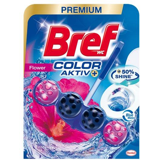 Bref Color Aktiv Fresh Flower WC Blok 50g
