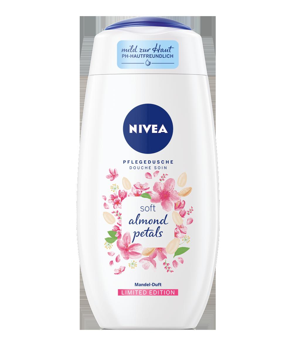 Nivea Soft Almond Petals sprchový gél 250ml