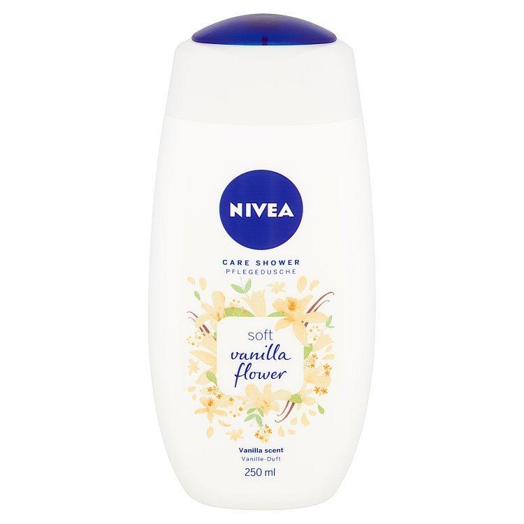 Nivea Softis Vanilla Flower sprchový gél 250ml