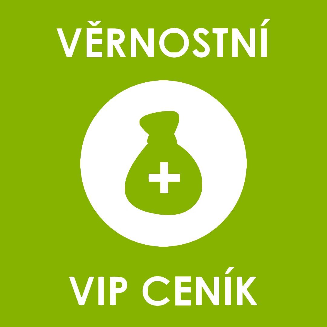Věrnostní program | VIP Zákaznický účet