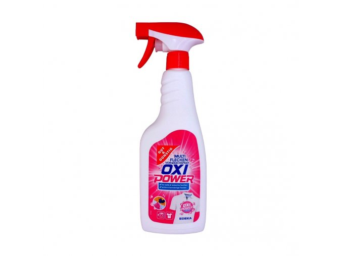 gag oxi power odstranovac skvrn sprej 750ml