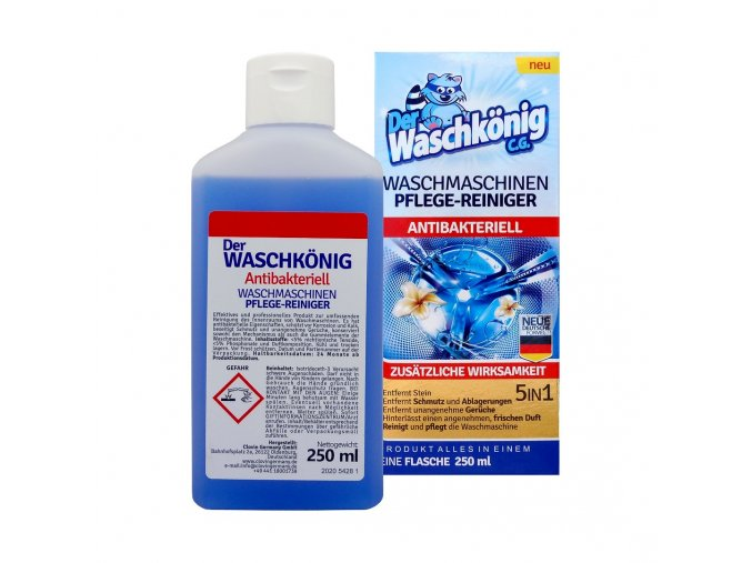 waschkonig antibakteriell 5v1 cistic pracky 250ml