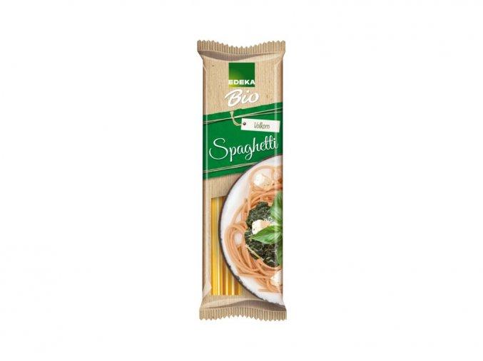 edeka bio celozrnne spagety 500g