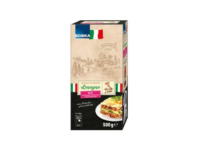 edeka italske lasagne n 61 500g