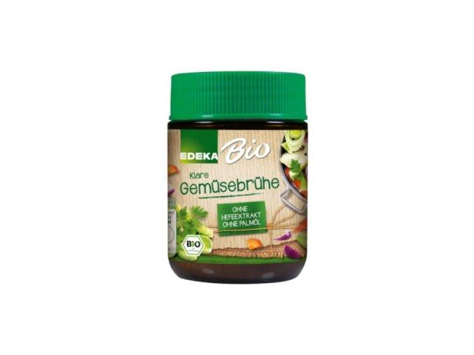 edeka bio jasny zeleninovy vyvar 140g