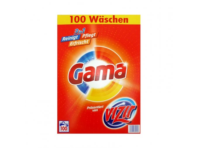 vizir gama prasek 100davek