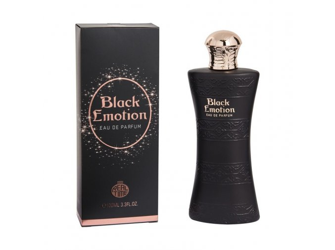 real time black emotion edp 100ml