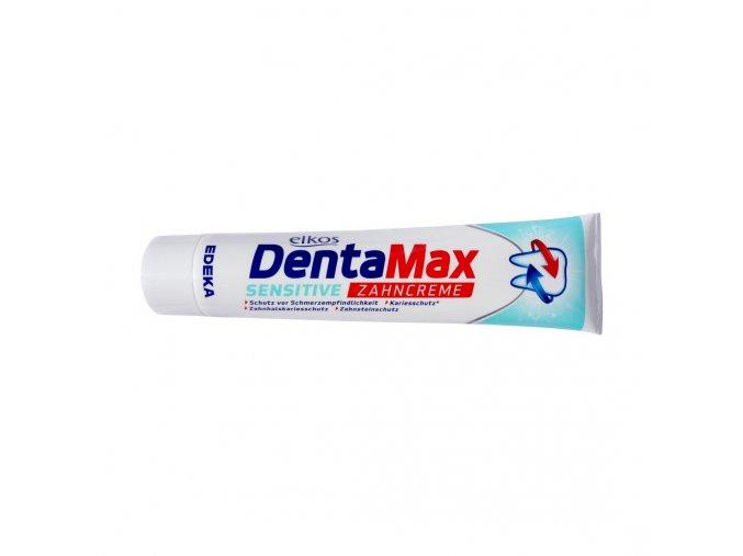 elkos dentamax sensitive zubni pasta 125ml