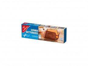 g g maslove susenky macene v mlecne cokolade 125g
