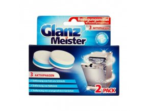 glanz meister tablety do mycky 2ks