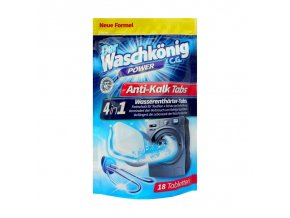 waschkonig power anti kalk 18tablet