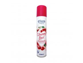 elkos hair cherry love suchy sampon 200ml