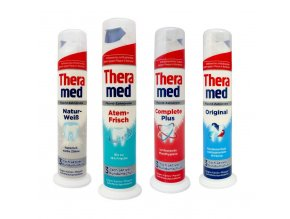 thera med pasta 4druhy 100ml