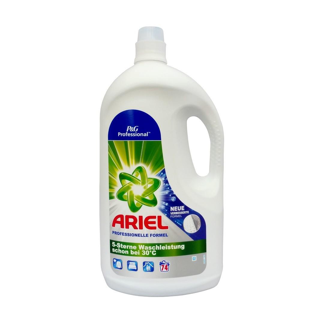 Ariel (USA) ARIEL PROFESSIONAL Prací gel 3,85L (70dávek) Druh prádla Ariel: UNIVERSAL na bílé a světlé prádlo (zelený)