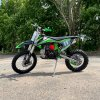 leramotors pitbike shark 125cc zeleny 2