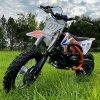 leramotors pitbike spirit 90ccm oranzova 1