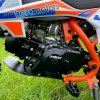 leramotors pitbike spirit 90ccm oranzova 4