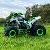 leramotors raptor 125ccm Pro 3+1 zeleno bila 7