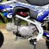 Pitbike Leramotors Tornado 125ccm Pro 4T 1714 modrá (11)