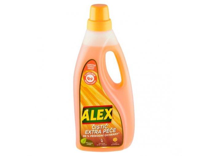 Alex čistič extra péče laminátové plovoucí podlahy