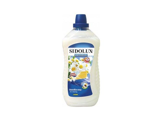 Sidolux Marseillské mýdlo 1 l