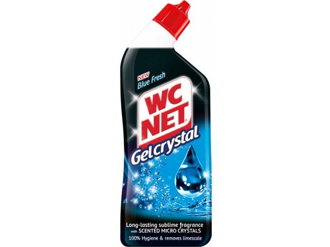 WC Net Gel Crystal Blue Fresh 750 ml