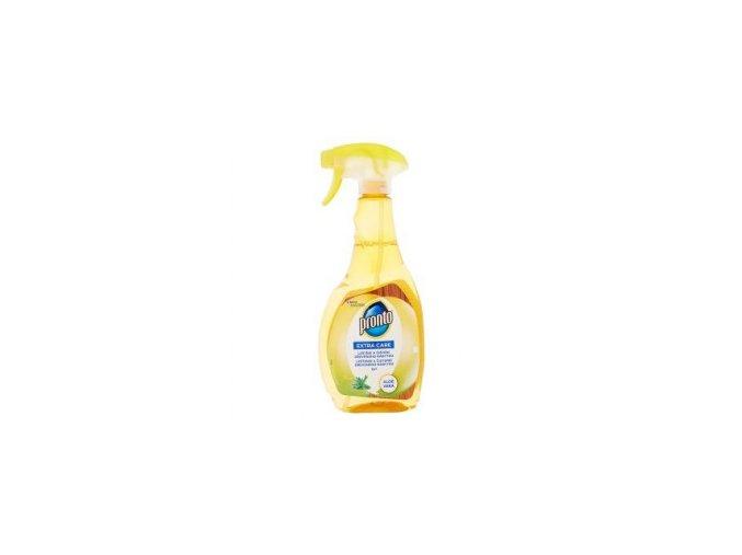 Pronto Extra care aloe vera čistič 5v1 rozprašovač 500ml