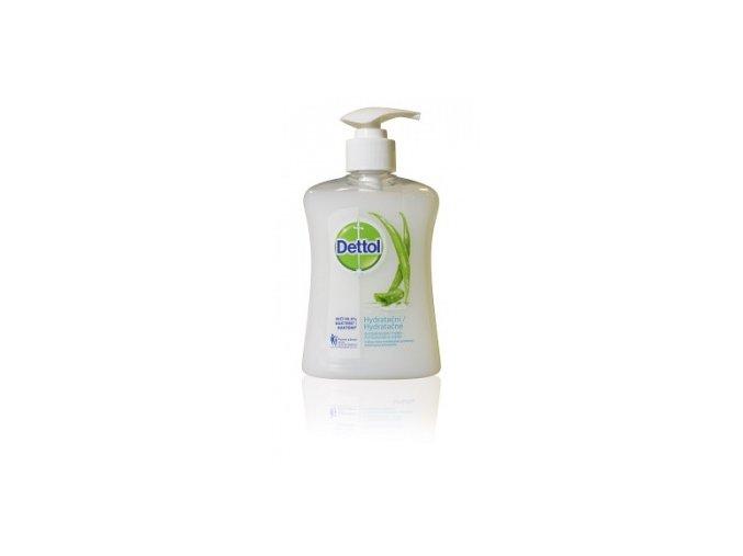 Dettol Aloe antibakteriální mýdlo 250 ml