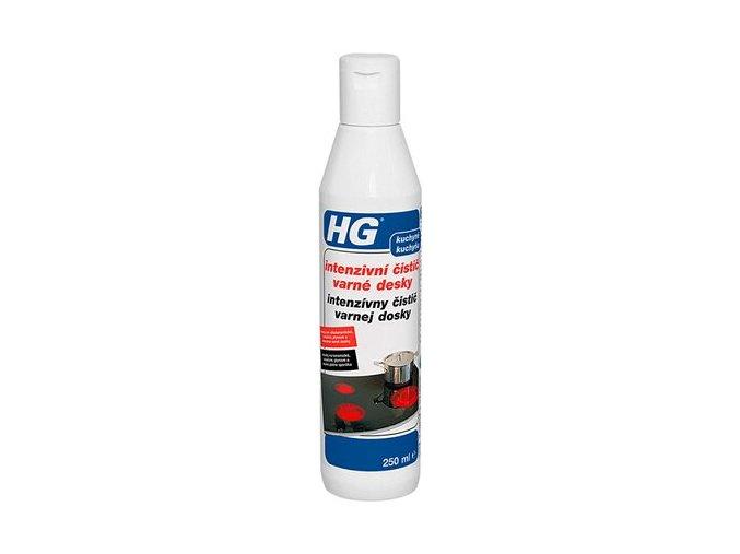 HG Intenzivní čistič varné desky 250 ml