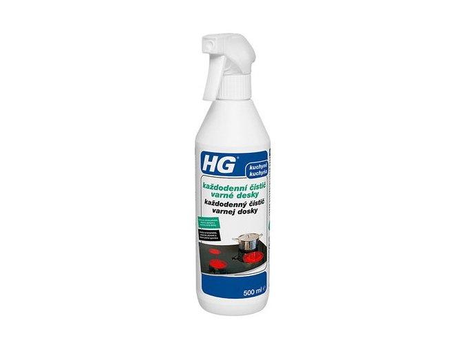 HG intenzivní čistič varné desky s rozprašovačem