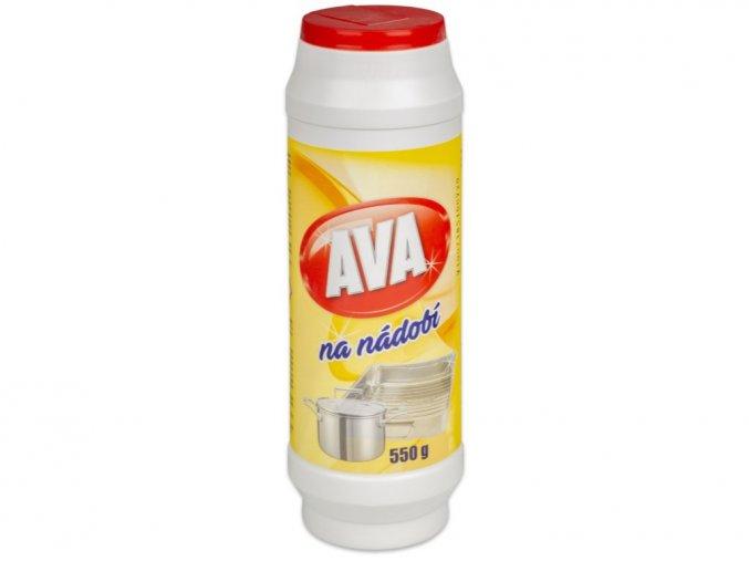 Ava na nádobí písek PE 550 g