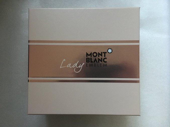 Lady Mont Blanc Emblem