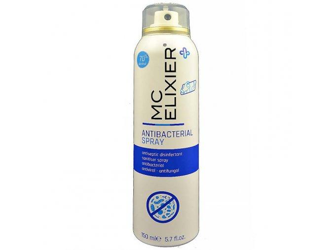 mc elixier antibakterialni sprej 150 ml