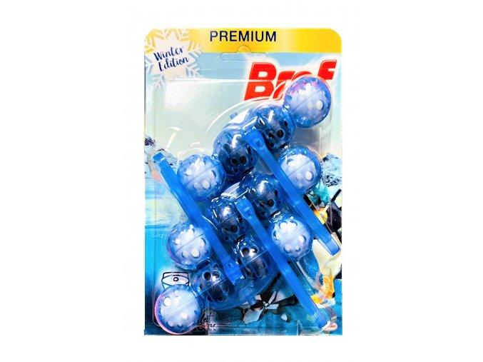 Bref WC Color Aktiv 3 ks (3x50g) Ice Breaker
