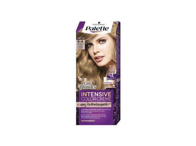 Schwarzkopf Palette barva na vlasy vanilková extrasvětlá blond 9-4