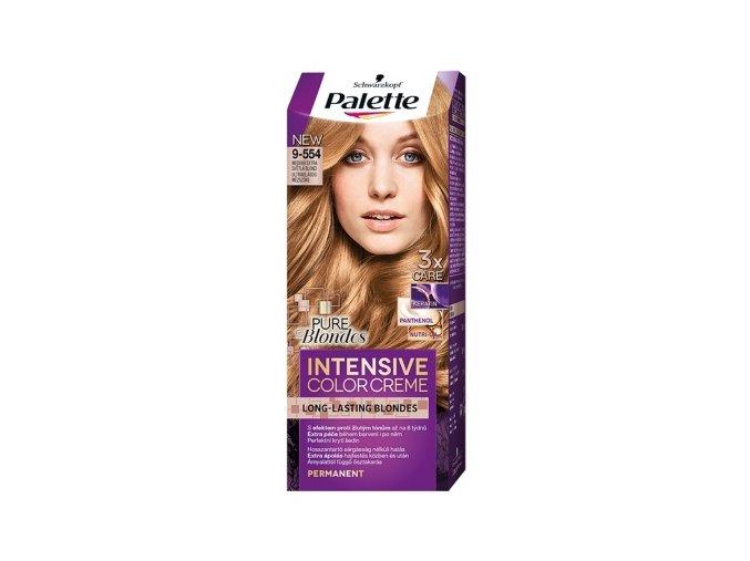 Schwarzkopf Palette barva na vlasy medová extra světlá blond 9-554
