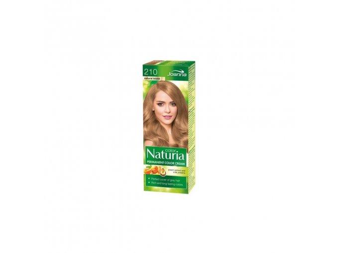 Barva na vlasy NATURIA COLOR - Přírodní blond 210