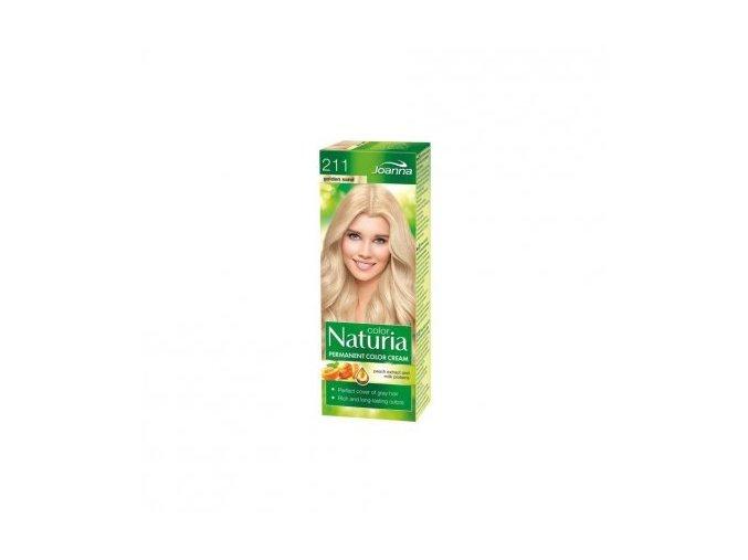 Barva na vlasy NATURIA COLOR - Zlatý písek 211