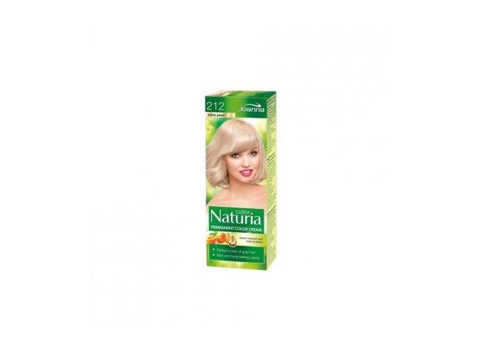 Barva na vlasy NATURIA COLOR - Perleťová blond 212