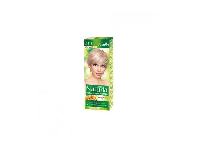 Barva na vlasy NATURIA COLOR - Stříbrná 213