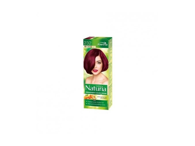 Barva na vlasy NATURIA COLOR - Višeň 232