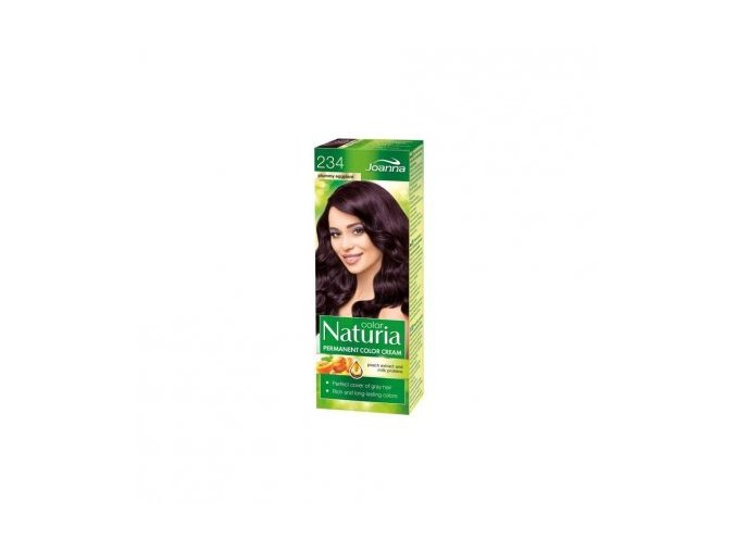 Barva na vlasy NATURIA COLOR - Baklažán 234
