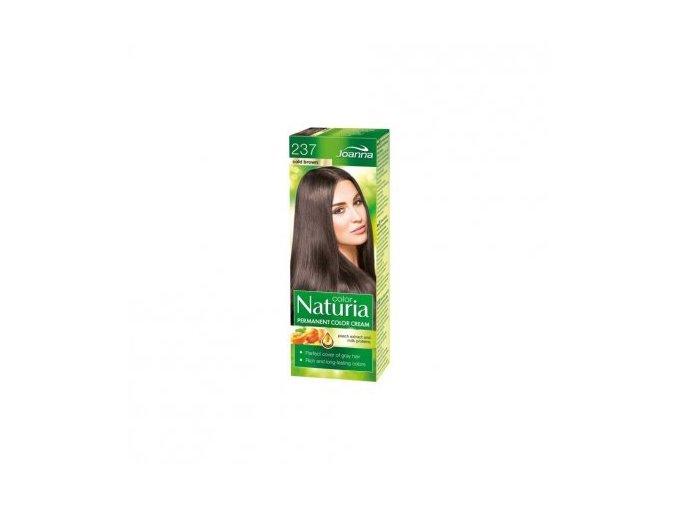 Barva na vlasy NATURIA COLOR - Studená hnědá 237